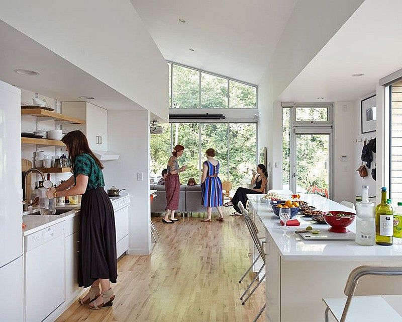 Ergonomic kitchen design that puts functionality ahead of form