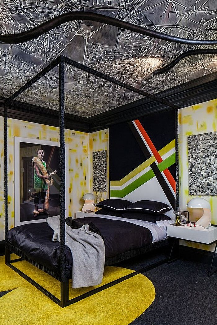 20 awesome kids bedroom ceilings that innovate and inspire Cool things for your bedroom