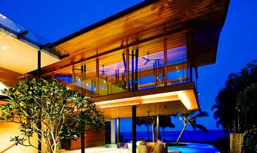 2 Stunning and Sustainable Seaside Homes