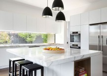Fabulous-contemporary-kitchen-with-a-central-marble-island-217x155