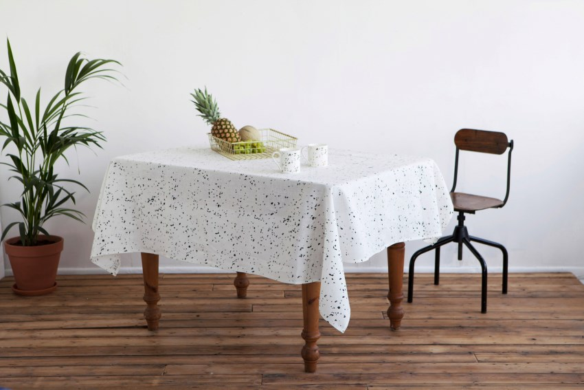 Fragment Tablecloth from Room39