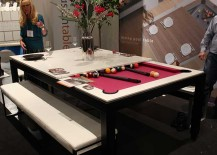 Fusion Tables Pool Table