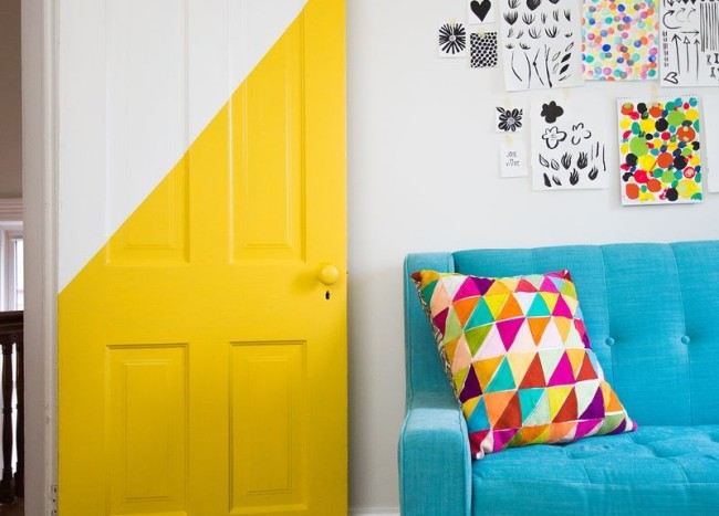 Bring Vibrant Style Home with Color Blocking
