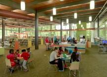 Hillary-Clinton-Library-Interior