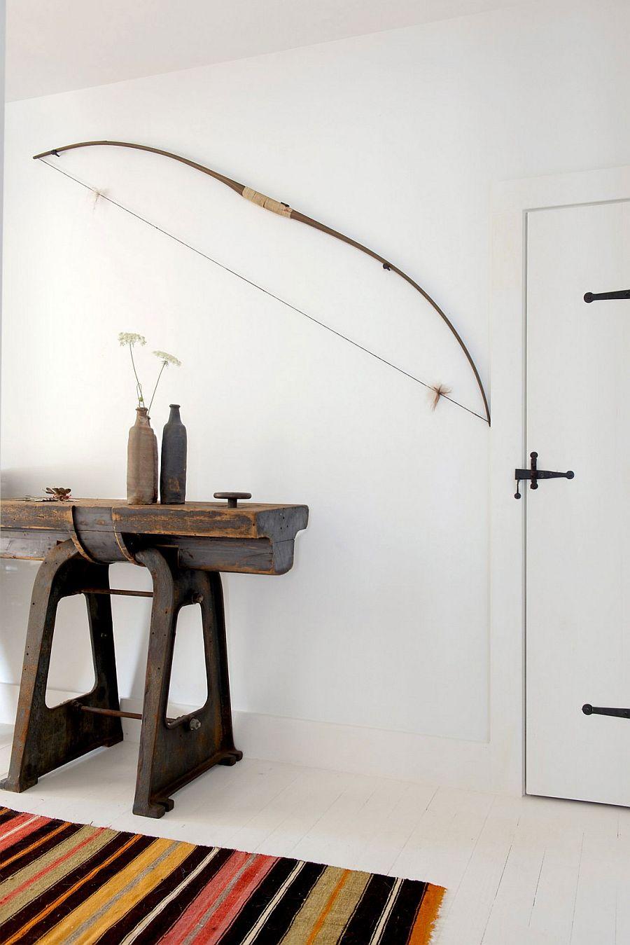 Ingenious decorating ideas for the chic rustic interior