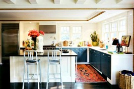 Kitchen-Oriental-Rug  7 Affordable Hacks to Make Your Kitchen Look Expensive Kitchen Oriental Rug 270x180
