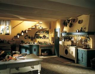 Mediterranean Magic Meets Rustic Elegance Inside Dreamy Doria