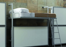 Minimalist Fold Down Bunk Beds