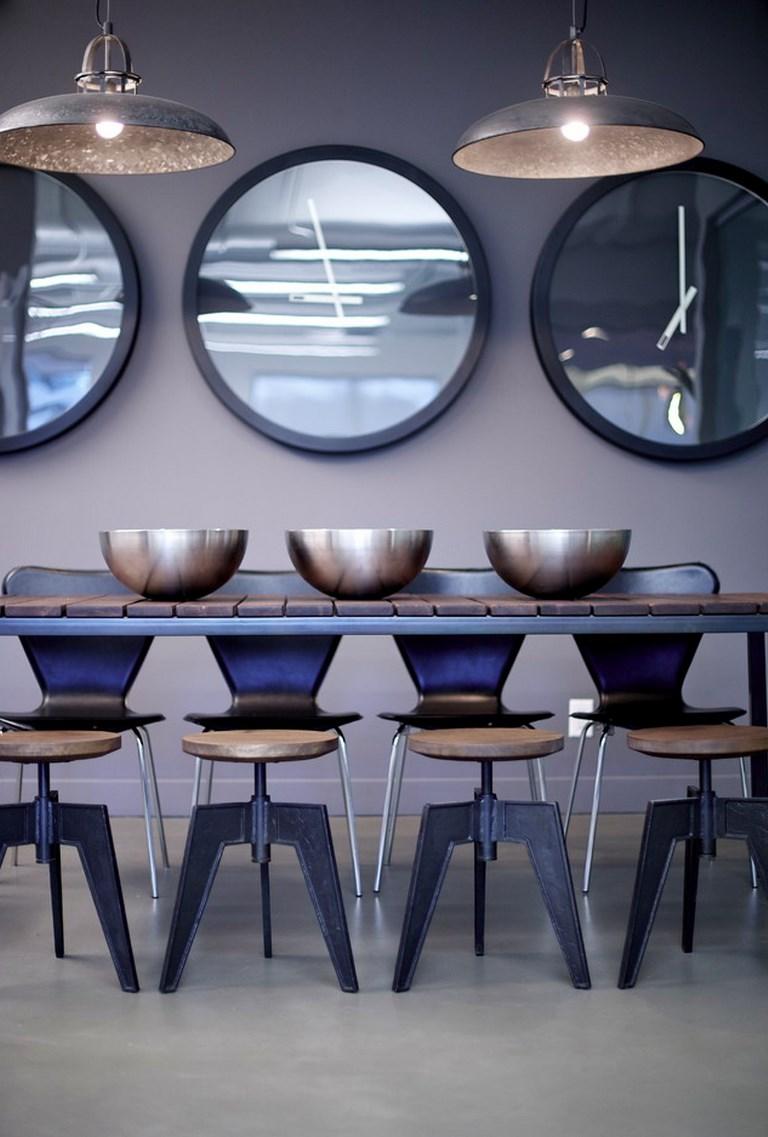 Design Trend Dining Stools