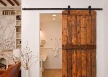 Modern-eclectic-bathroom-with-a-lovely-barn-door-217x155