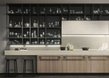 Neutral-color-palette-of-the-Opera-kitchen-in-black-and-gray-217x155