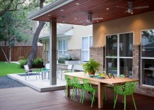 Outdoor dining made easy