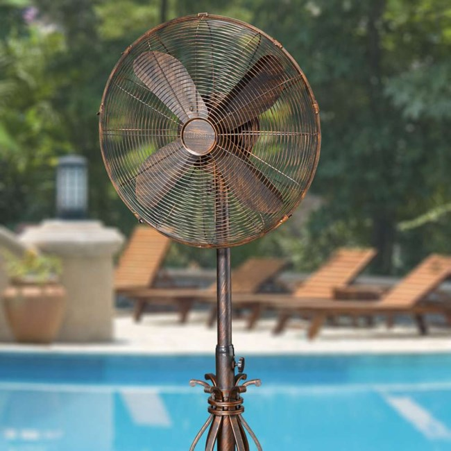 Outdoor fan by Frontgate