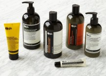 Personal care products from West Elm