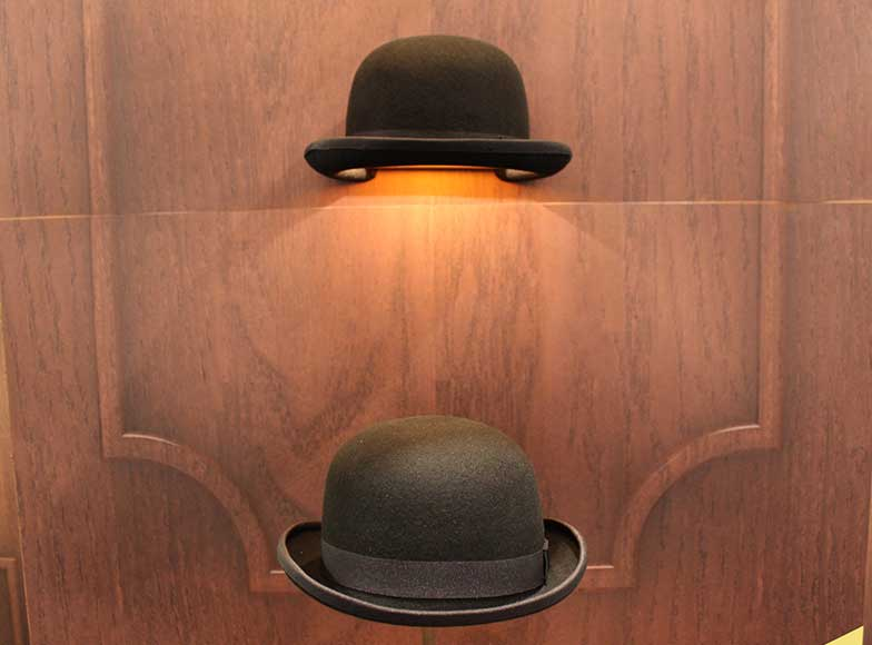 Playful Hat Lamps by Innermost
