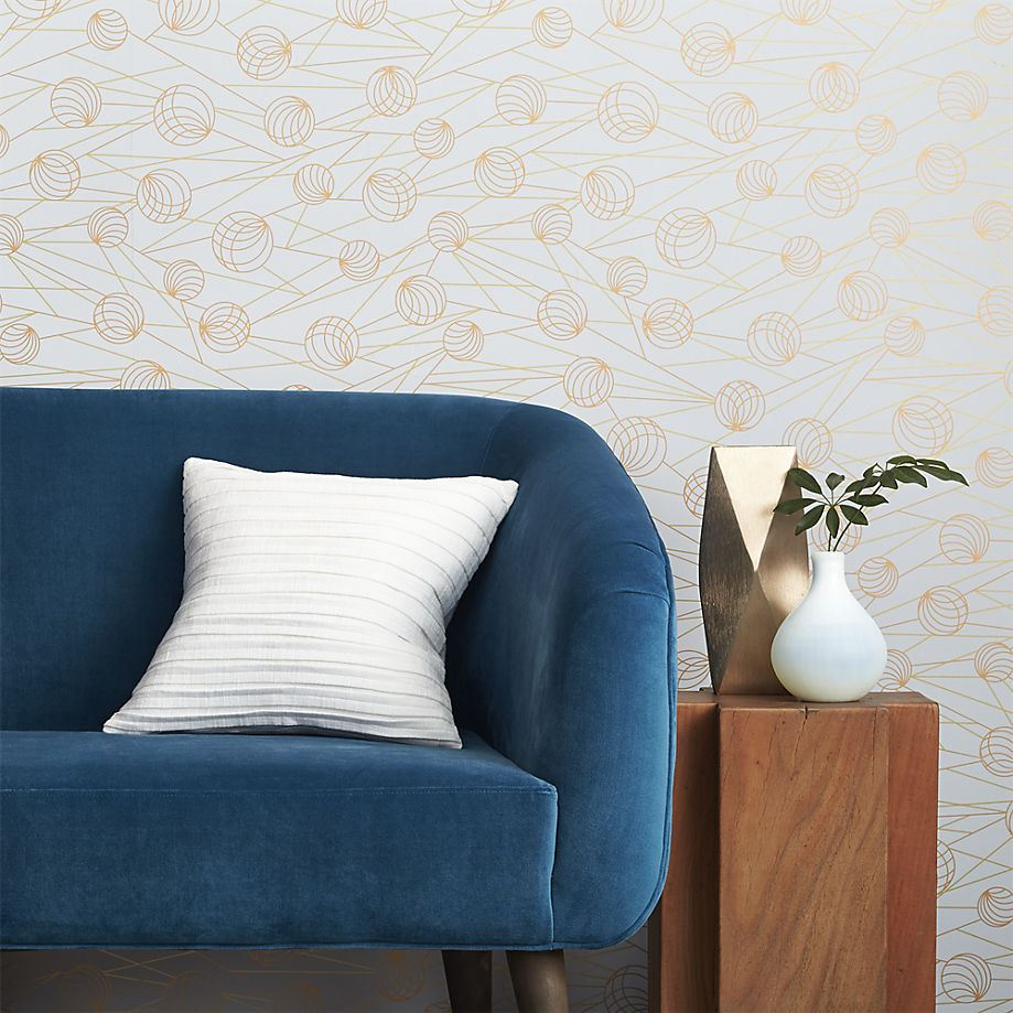 Removable wallpaper from CB2