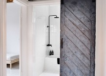 Today we take a look at the latest entrant in this lineup – the sliding barn door.