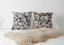 Rock Cushions from Room39 217x155 Textural Prints and Patterns from Room39