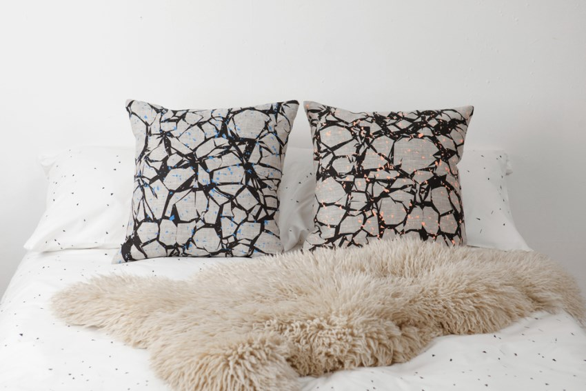 Rock Cushions from Room39