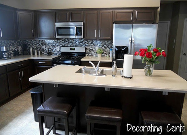 Low Cost DIY Ways to Give Your Kitchen Cabinets a Makeover