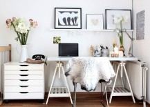 You Need Not Revamp The Entire Appeal Of Your Home And Its Existing Style  To Have A Distinctly Nordic Home Office. Your Home Workspace Can Have A  Style Of ...