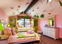 Smart way to decorate the ceiling with elegance and ease!