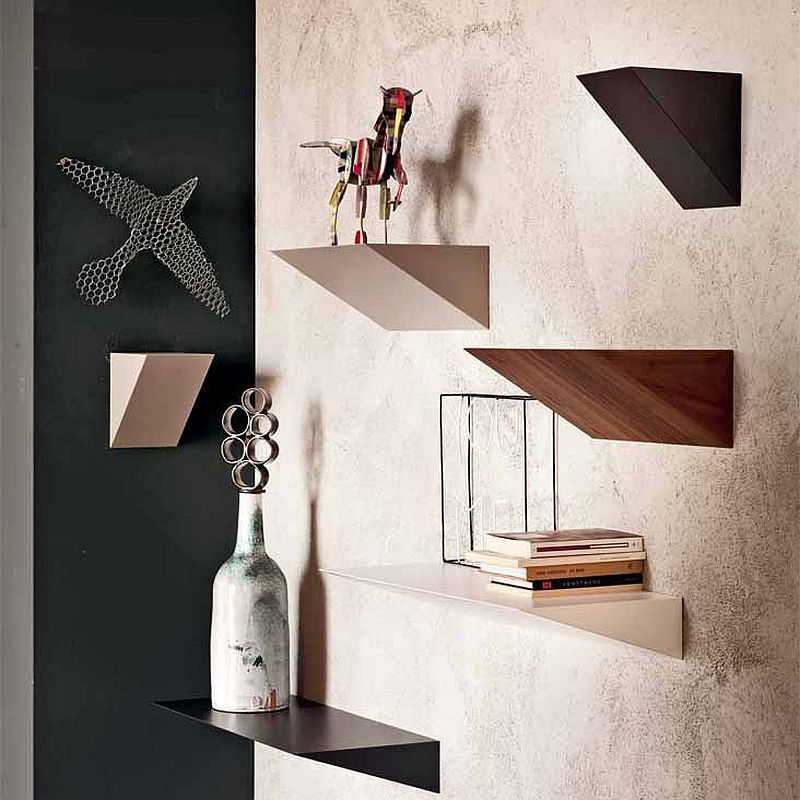 Snazzy Pendola bookshelf units by Fabio Bortolami for Cattelan Italia