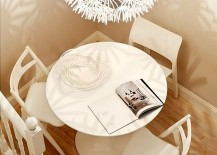 Stunning-pendant-light-steals-the-show-in-the-small-dining-area-217x155