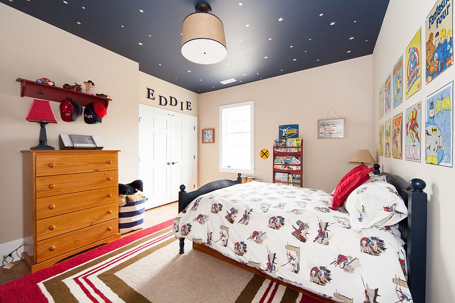Kids Bedroom Night 20 awesome kids' bedroom ceilings that innovate and inspire