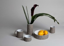Textured ceramics from Room39