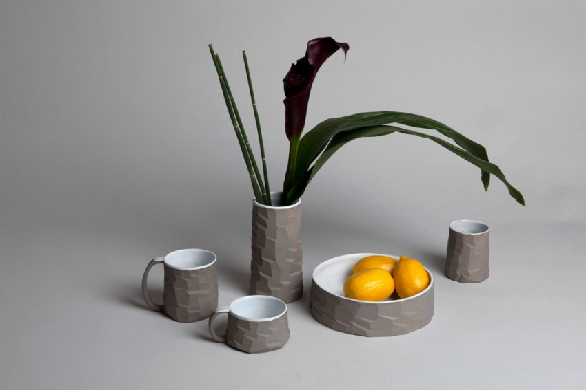 Textured ceramics from Room39