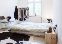 creative modern bedroom design with scandinavian simplicity design skls arkitekter