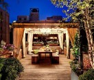 Upper East Side Apartment with Spectacular Rooftop Terrace at Night