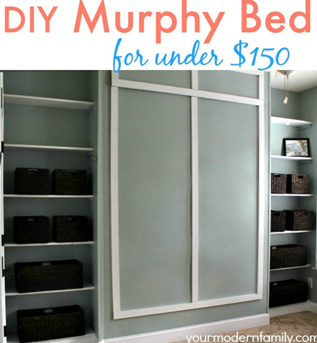 8 Versatile Murphy Beds That Turn Any Room Into A Spare