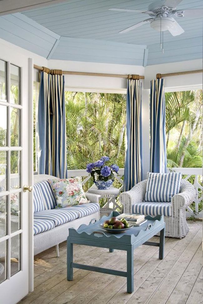 blue sunroom 3