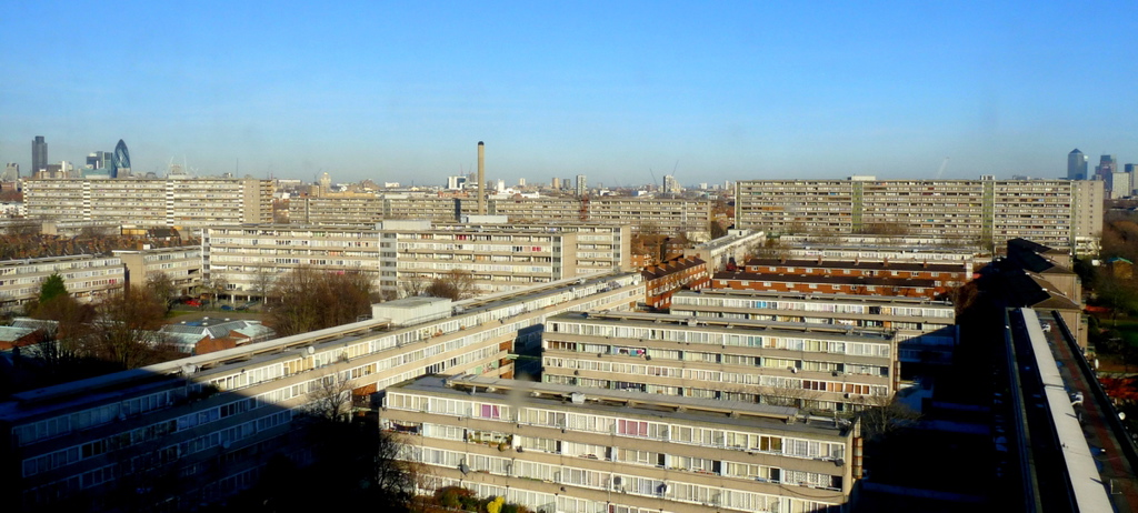 Aylesbury Estate View
