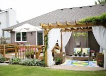 Backyard-patio-lounge-with-a-pergola-217x155