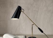 Birdy Table Lamp in black