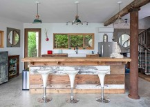 ever looked at a truly exceptional industrial style kitchen and wondered how the homeowner put together such a unique yet mesmerizing space - Industrial Style Kitchen