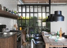 industrial kitchen lighting fixtures. every time you think of industrial lighting fixtures the first thing that comes to mind is kitchen with an endless array pendant light choices i