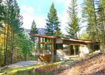 Washington State cabin