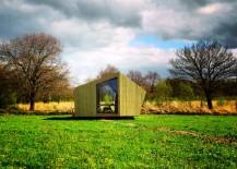 Hiker's cabin design by Kristel Hermans Architectuur
