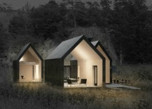 Cabins Norway threesome 217x155 Cabins from Around the World for the Modern Hermit
