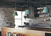 Ceiling-adds-to-the-industrial-style-of-the-kitchen-217x155
