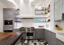 In Simpler Terms, Think Brick, Tiled And Even Concrete Walls While Planning  For The Industrial Kitchen.