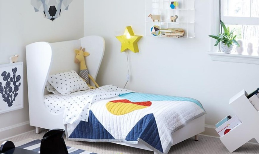 New Spring/Summer Arrivals for Kids' Rooms and Nurseries