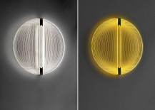 Circadian wall lamp from Transnatural Art Design label 217x155 Modern Home Decor and Furniture from Crowdy House