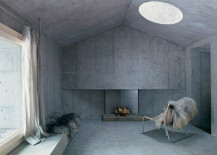 Alpine concrete house by Nickisch Sano Walder Architects