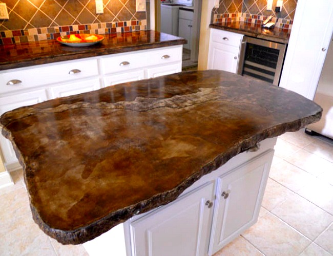 14 Concrete Countertops That Prove This Material Suits Any