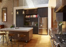actual industrial kitchen photo francisco by island san